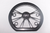 RBZ BILLET Hammer Dragster Steering Wheel